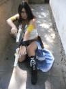 Ecco alcune foto dei cosplay di Rinoa!