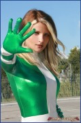 mogu cosplay, rogue cosplay, x-men cosplay
