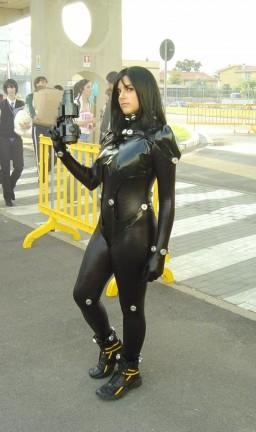 Ecco alcune foto dei cosplay di Rosita!