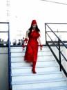 Ecco alcune foto dei cosplay di Sarah!