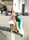 Ecco alcune foto dei cosplay di Sbabby!