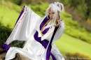 Ecco alcune foto dei cosplay fatti da Selene!
