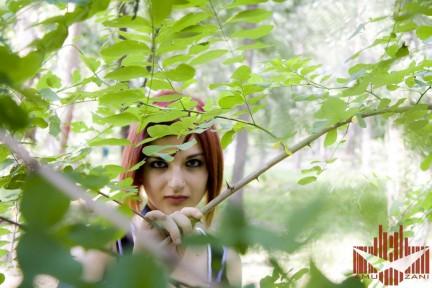 Ecco le foto dei cosplay di Sonia!