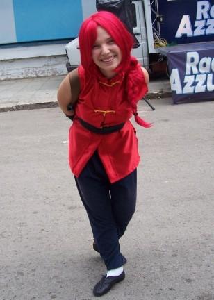 Ecco i cosplay di Taiby!
