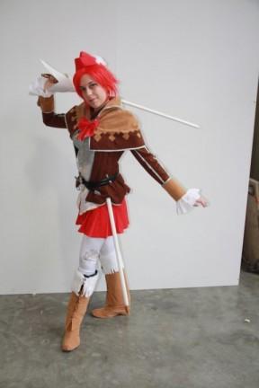 Ecco le foto dei cosplay di Valentina!