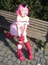 Ecco alcune foto dei cosplay di Vanny!