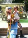 Ecco le foto dei cosplay di Viola - Yunie!