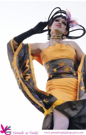 Ecco le foto dei cosplay di Yunnale Cosplay!