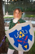 ai yazawa, cosplay legend of zelda, cosplay nana