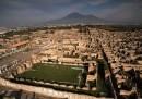 il santuario di Pompei