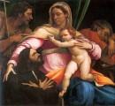La Sacra Famiglia di Nazareth