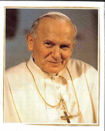 Papa Givanni Paolo II