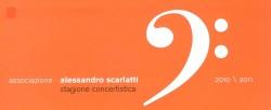 Logo Associazione Scarlatti 2010-11