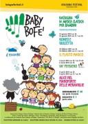 Locandina Baby Bofe 2011