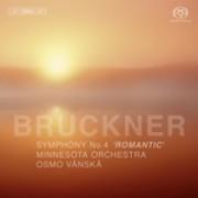 Copertina cd Bruckner sinfonia n. 4
