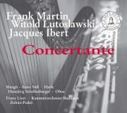 Copertina cd Concertante