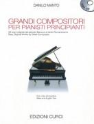 Copertina cd Curci grandi compositori