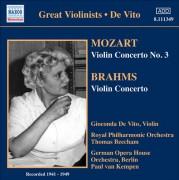 Copertina cd De Vito