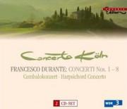 Copertina doppio cd Durante