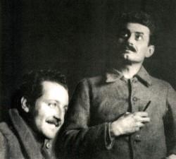 Guareschi e Coppola prigionieri