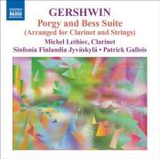 Copertina cd Gershwin