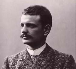 Foto Sibelius giovane