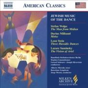 Copertina cd Jewish music of the dance