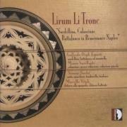 Copertina cd Lirum Li tronc