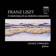 Copertina cd Giusy Caruso