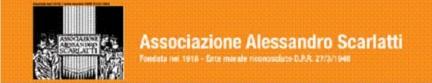 Logo Associazione Alessandro Scarlatti