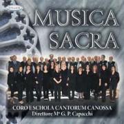 Copertina cd Idyllium Musica Sacra