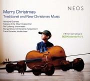 Copertina cd Merry Christmas