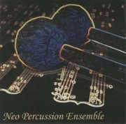Copertina cd neo percussion ensemble