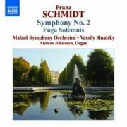 Copertina cd Schmidt