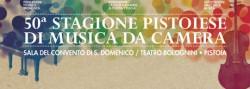 Logo Stagione cameristica pistoiese