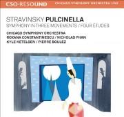 Copertina cd CSO Stravinsky