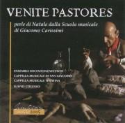Copertina cd Venite Pastores