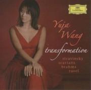 Copertina cd Yuja Wang
