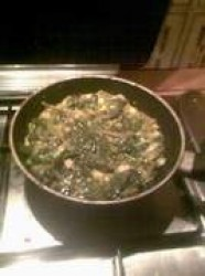 Frittatina  di  verdure in 10 minuti