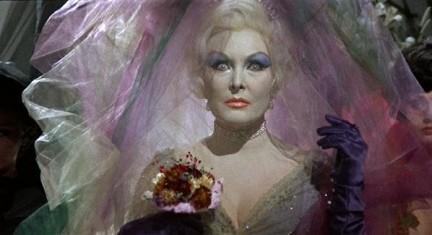 """Caterina Boratto in """"Giulietta degli spiriti"""" di Federico Fellini"""