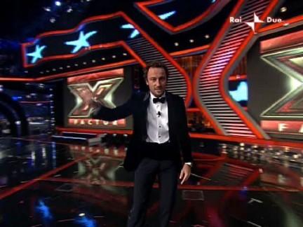 Francesco Facchinetti conduce X Factor