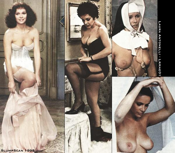 Старых актрис голых фотошоп
