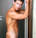 Foto dell'attore gay Lukas Ridgeston della Bel Ami