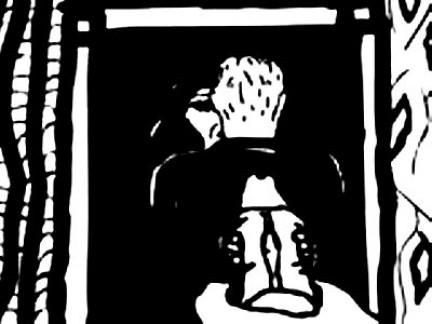 Moby e David Lynch: il video di Shot in the back of the head