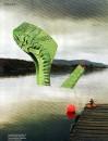 i collage di POIS il nuovo progetto artistico di Luca Mainini