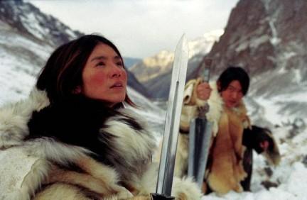 Seven Swords di Hark Tsui (2005)