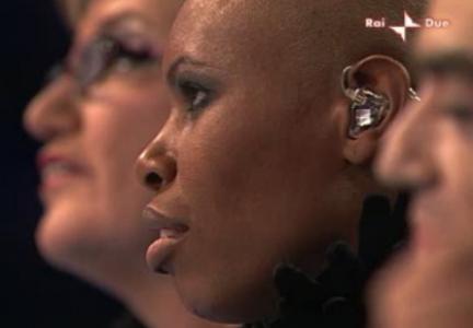 Skin giudice a X Factor 3