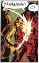Una vignetta di Watchmen