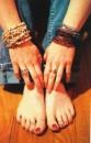 foto di piedi femminili