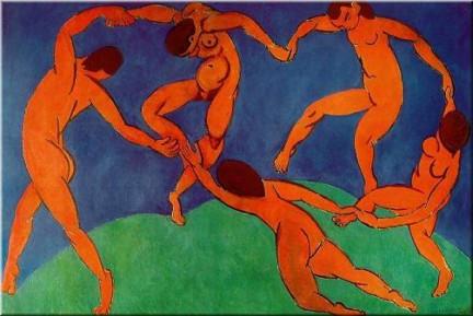La danza Matisse